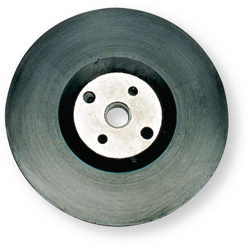 Rubber pad for fiber discs 178 mm